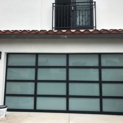 glass garage door commercial. Unique Commercial Photo Of 5 Stars Garage Door And Gate Repair Service  Los Angeles CA To Glass Commercial