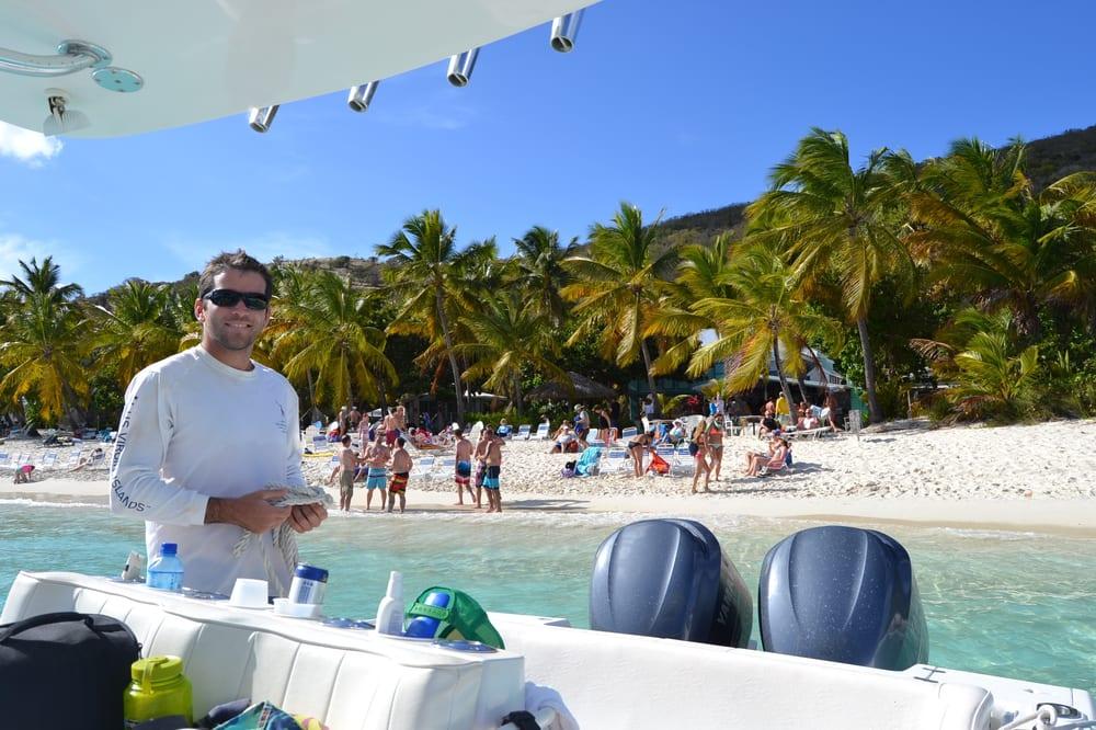 Sonic Charters Virgin Islands