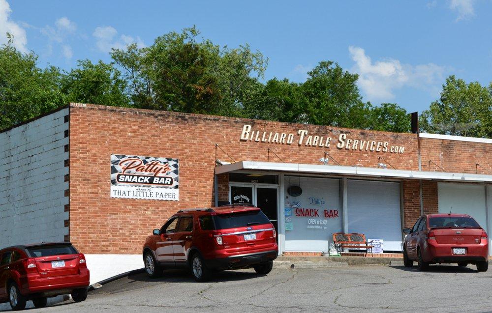Patty's Snack Bar: 124 N Bridge St, Jonesville, NC