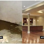 Basement Finishing Photo Of The Basement Doctor   Reynoldsburg, OH, United  States. Basement Waterproofing ...