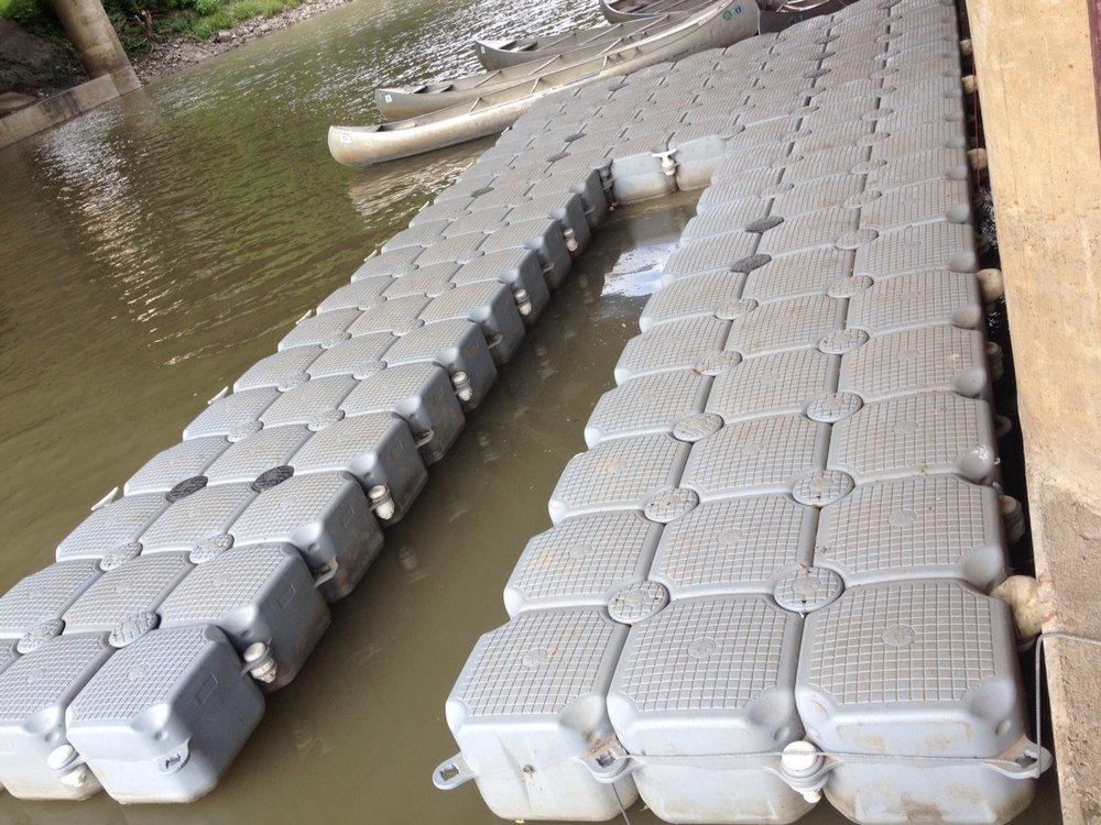 Hjemkomst Landing Canoe and Kayak Rentals: 202 1st Ave N, Moorhead, MN