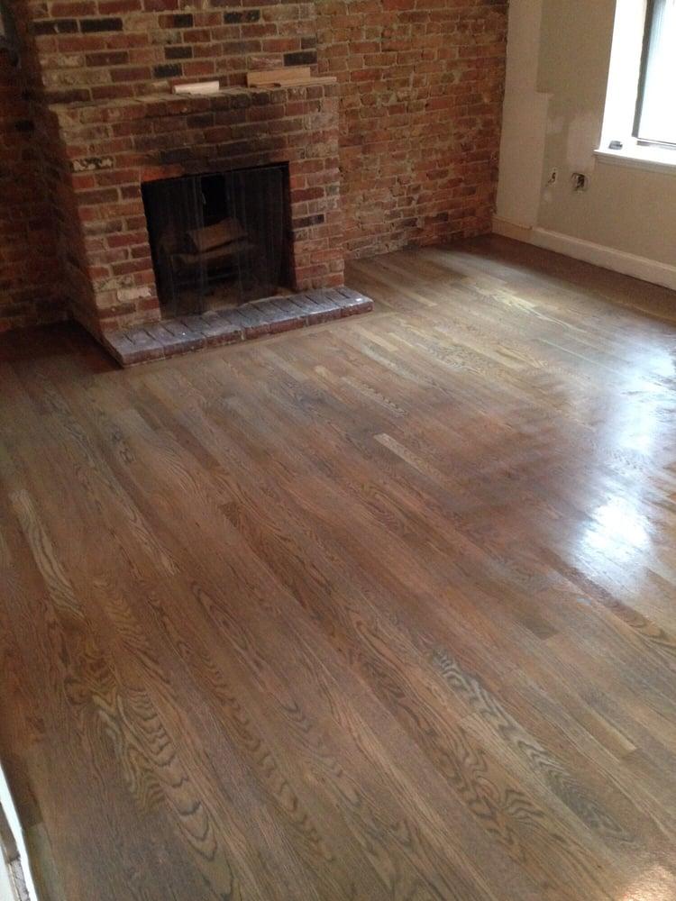 Photos for emilio petrinic hardwood floor contractor yelp for Wood floor contractors