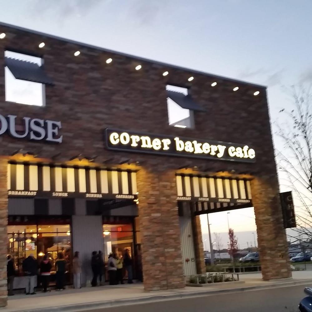 Corner Bakery Cafe Near