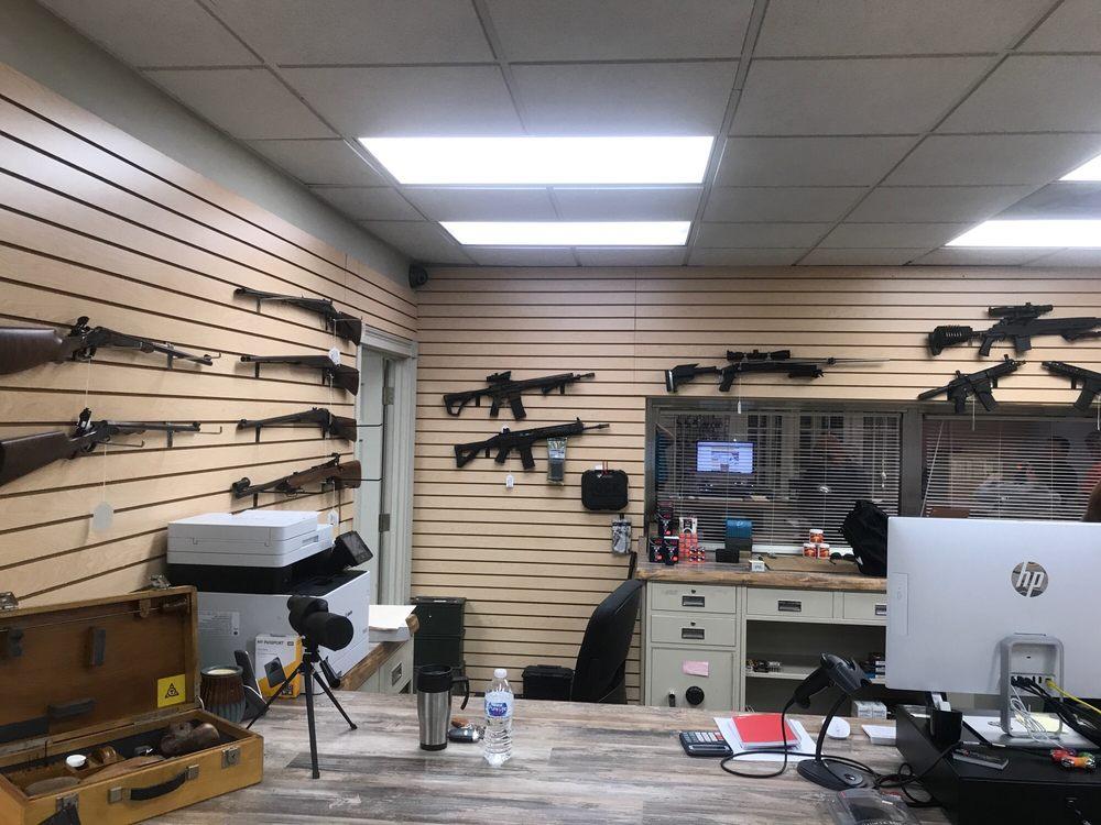 Firearms Training Academy: 9045 Hickory Flat Hwy, Woodstock, GA