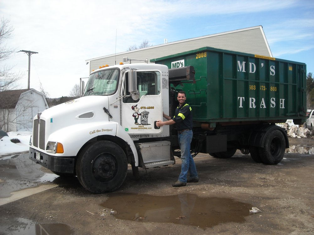 MD'S Trash Removal: 79 Old Wilton Rd, Milford, NH