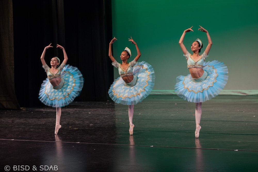 San Diego Academy of Ballet