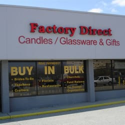 photo of factory direct candles glassware cincinnati oh united states - Home Decor Cincinnati