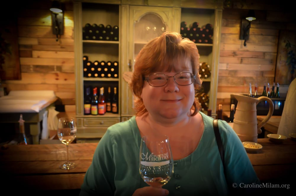 Chateau Meichtry Family Vineyard and Winery: 1862 Orchard Ln, Talking Rock, GA