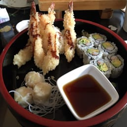 New City Sushi - New City, NY, United States. Combo