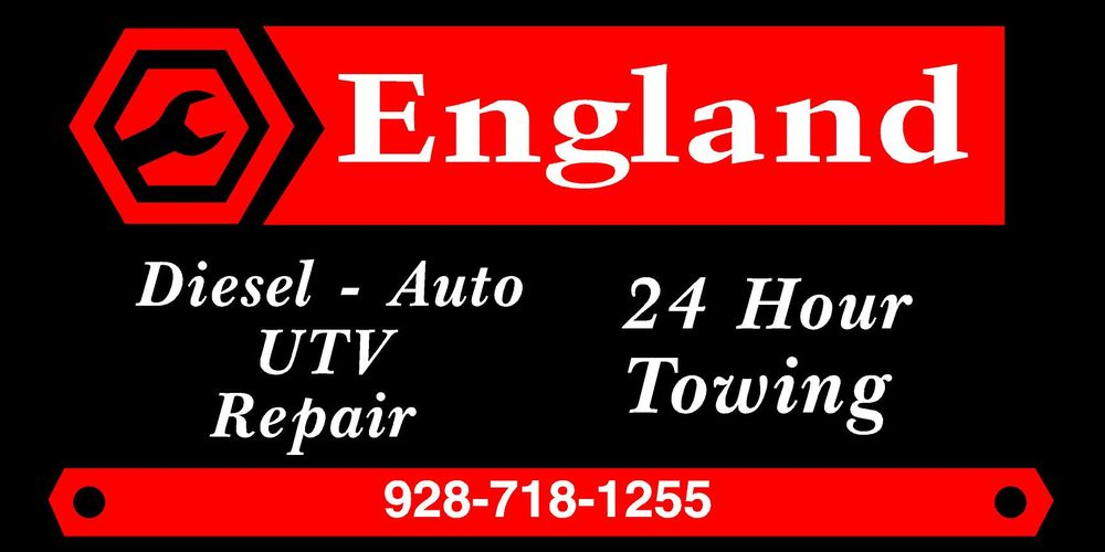 England Towing: 3001 Eastern St, Kingman, AZ