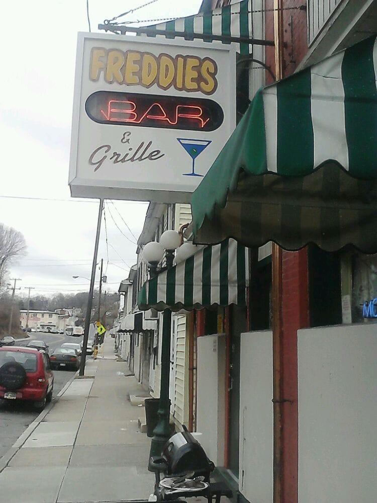 Freddie's Bar & Grille: 222 E Hamilton St, Allentown, PA