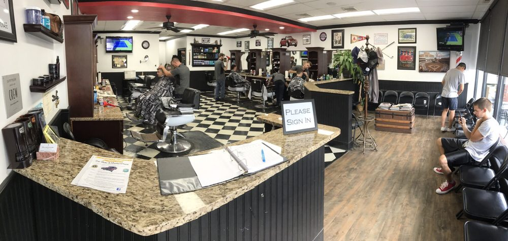 Barbers & CO: 1044 Main St, Watertown, CT
