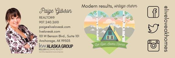 Live Love Alaska Homes