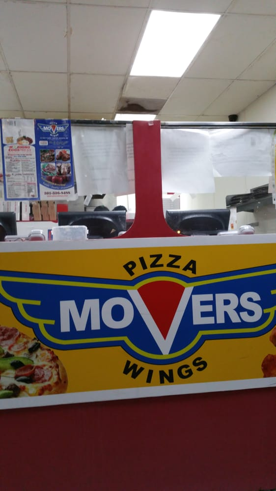 Pizza Movers Capitol Heights