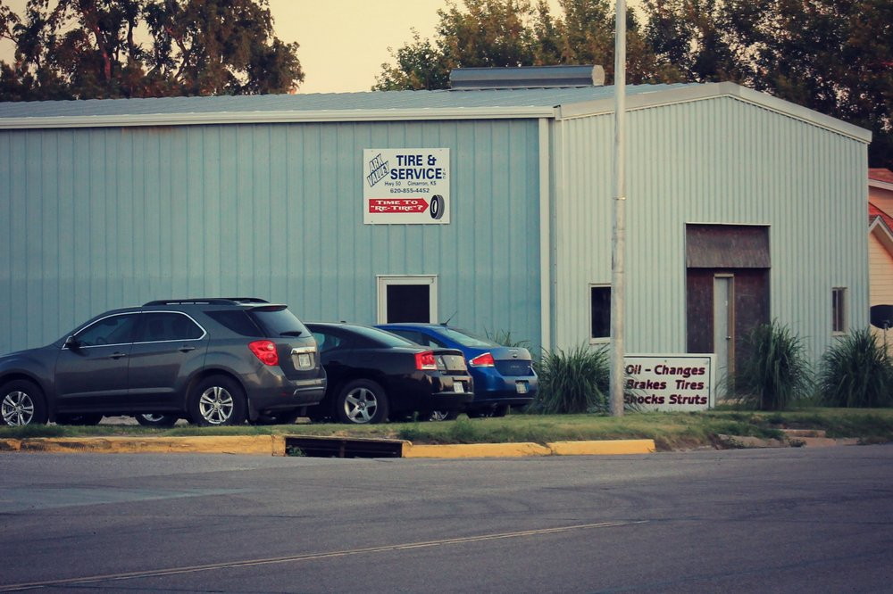 Ark Valley Tire: 408 S Main St, Cimarron, KS