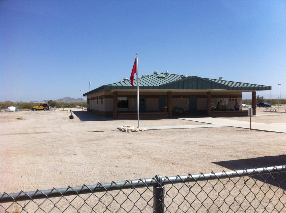 Joe Foss Shooting Range: 26700 W Buckeye Hills Dr, Buckeye, AZ