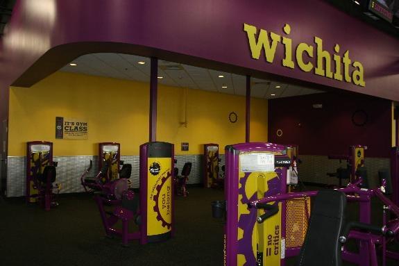 Planet Fitness - Wichita - Normandie: 6592 E Central Ave, Wichita, KS