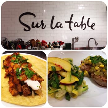 Sur La Table Cooking Class in Lawrence | Sur La Table ...