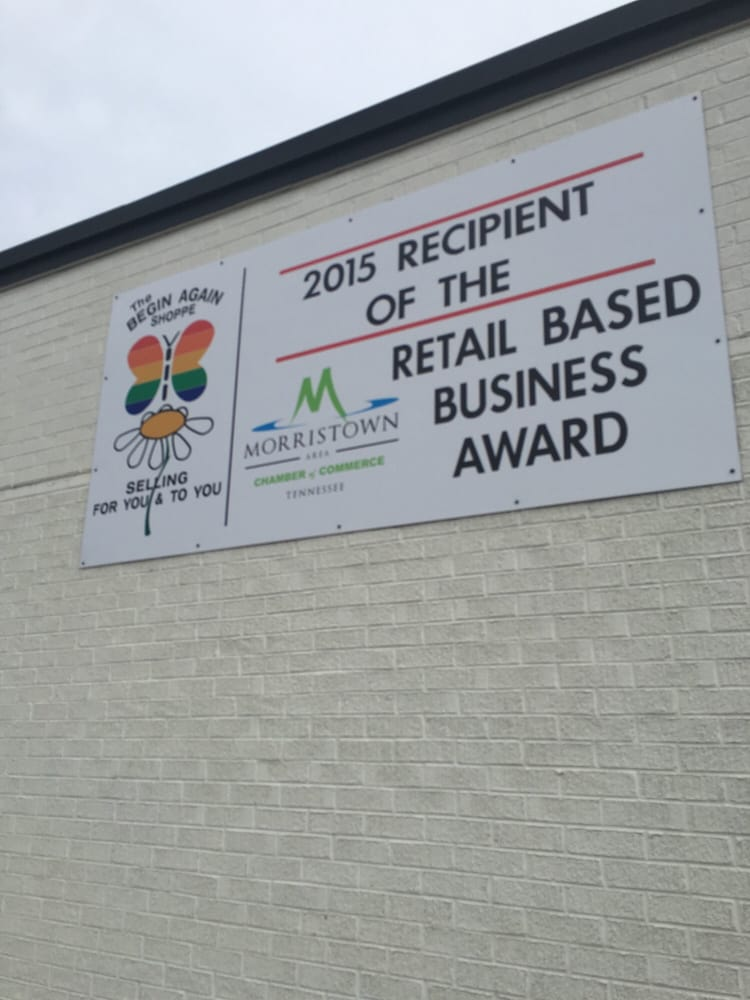 Begin Again Shoppe: 1127 W Morris Blvd, Morristown, TN