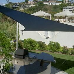 photo of socal shade sails encinitas ca united states dark blue shade