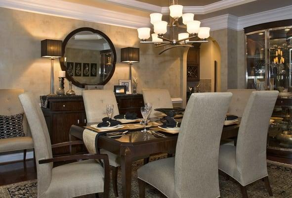 Photo Of Decorating Den Interiors   Springfield, VA, United States. Award  Winning Dining