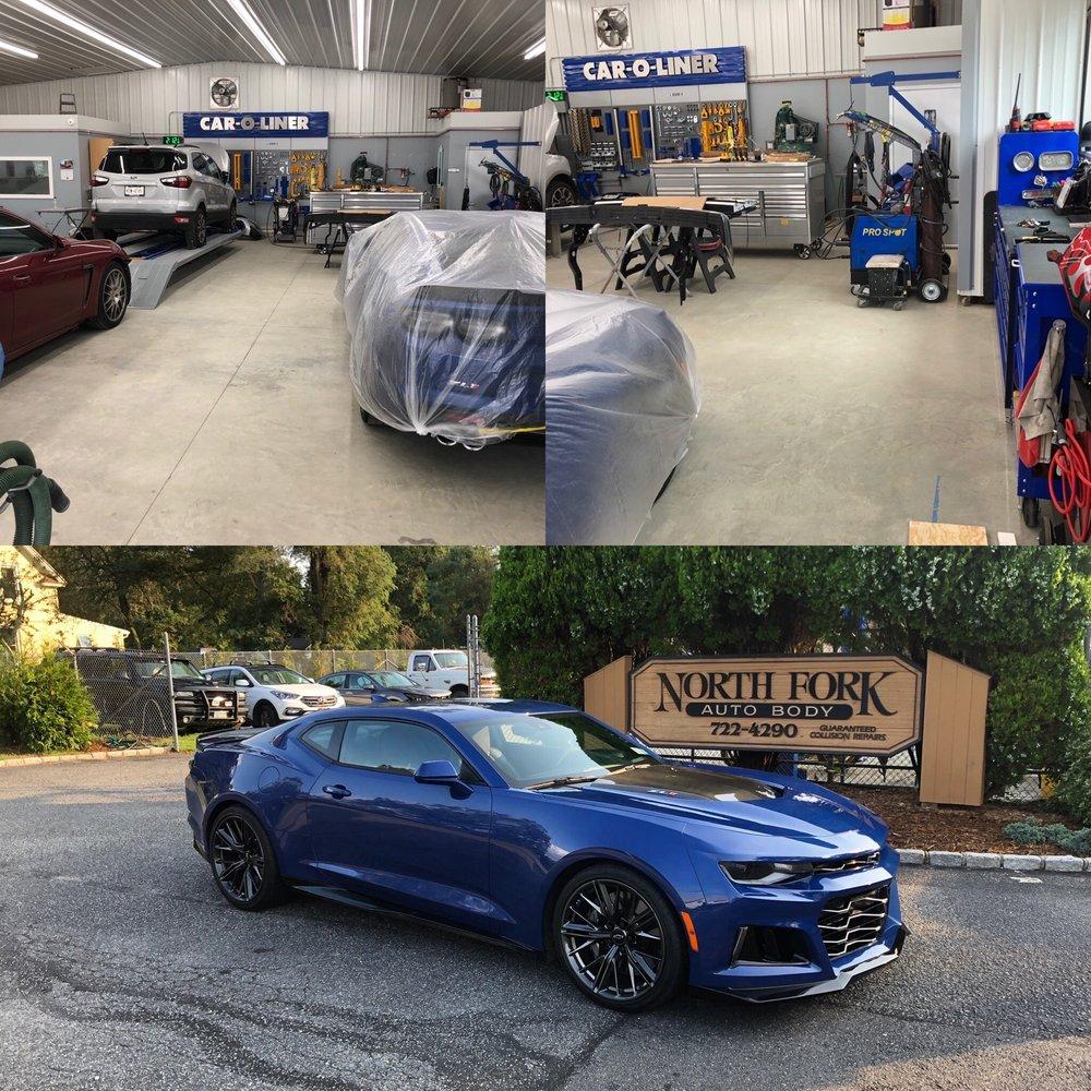 North Fork Auto Body: 26 Edgar Ave, Aquebogue, NY