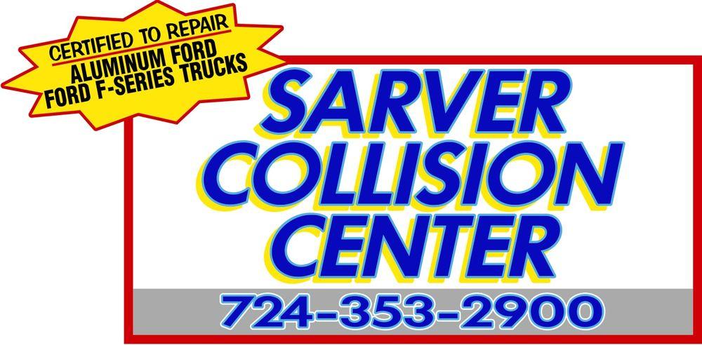 Sarver Collision Center: 722 Ekastown Rd, Sarver, PA