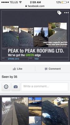 High Quality Photo Of Peak To Peak Roofing   Maple Ridge, BC, Canada