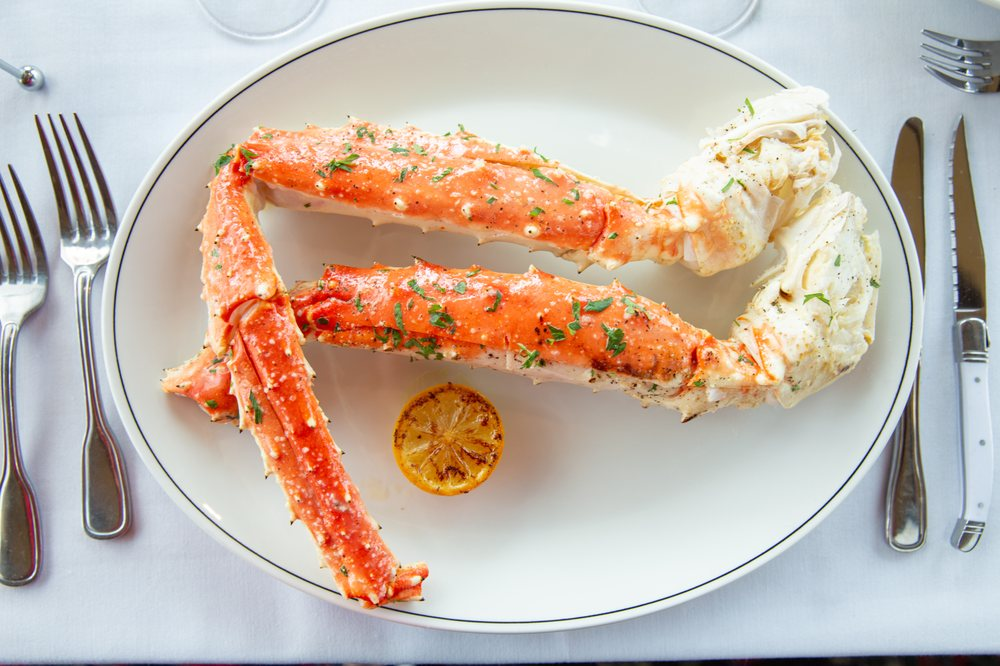 Truluck's Ocean's Finest Seafood & Crab: 9860 Berwyn Ave, Rosemont, IL