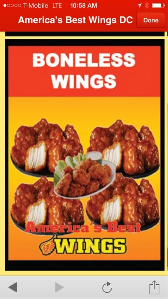 America s best wings 22 photos 25 reviews chicken for American cuisine washington dc