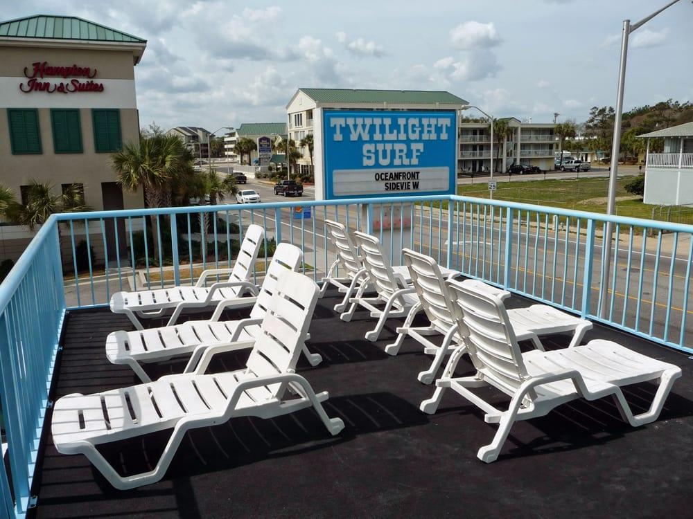 Twilight Surf Motel Myrtle Beach Sc