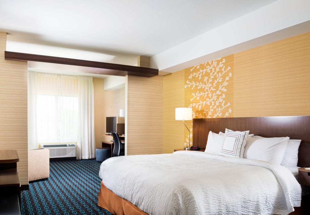 Fairfield Inn & Suites Rochester Mayo Clinic Area/Saint
