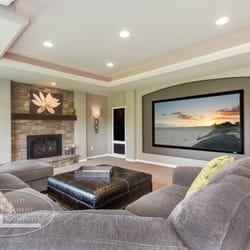 Photo Of Finished Basement Company   St. Louis Park, MN, United States.