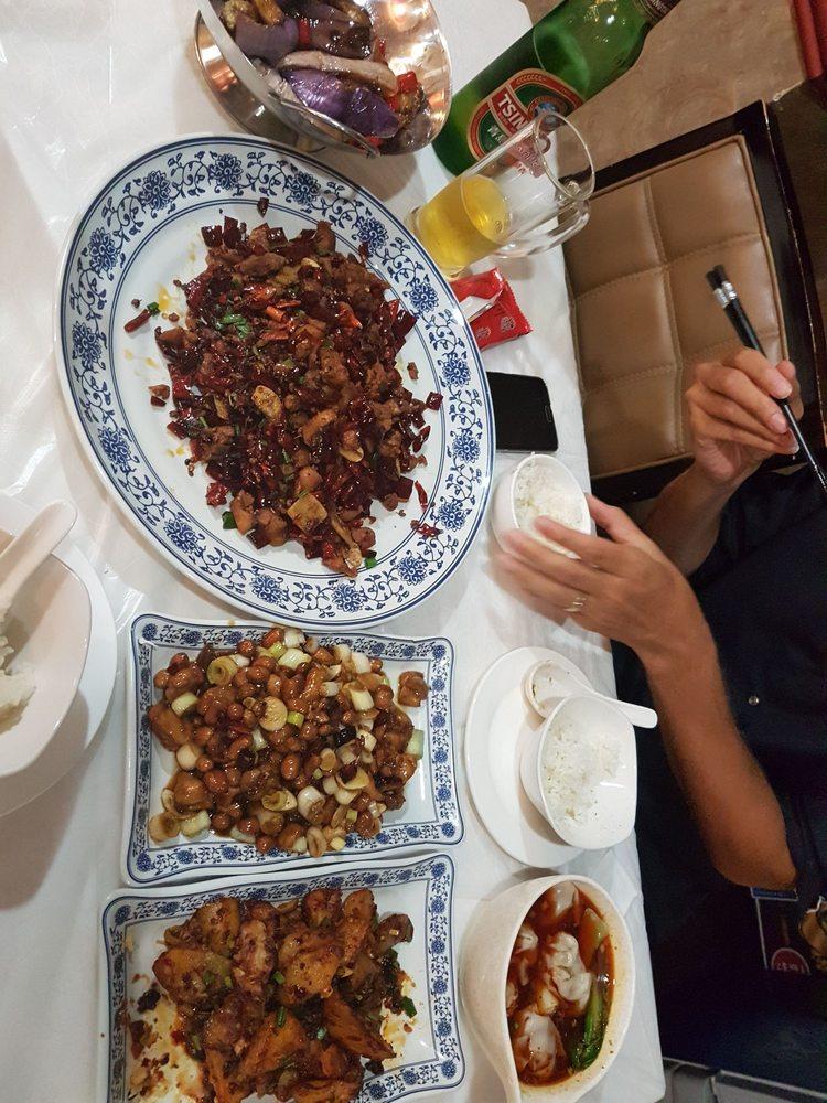 Old Chengdu Sichuan Cuisine
