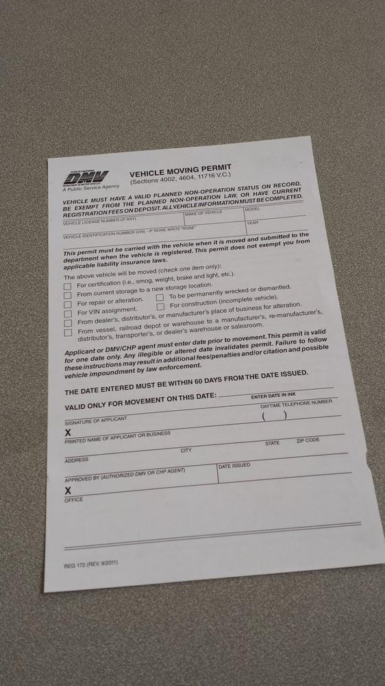Dmv Smog Check >> Daisy's Auto Registration - Registration Services - Moreno ...