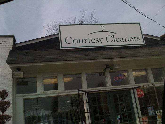Courtesy Cleaners