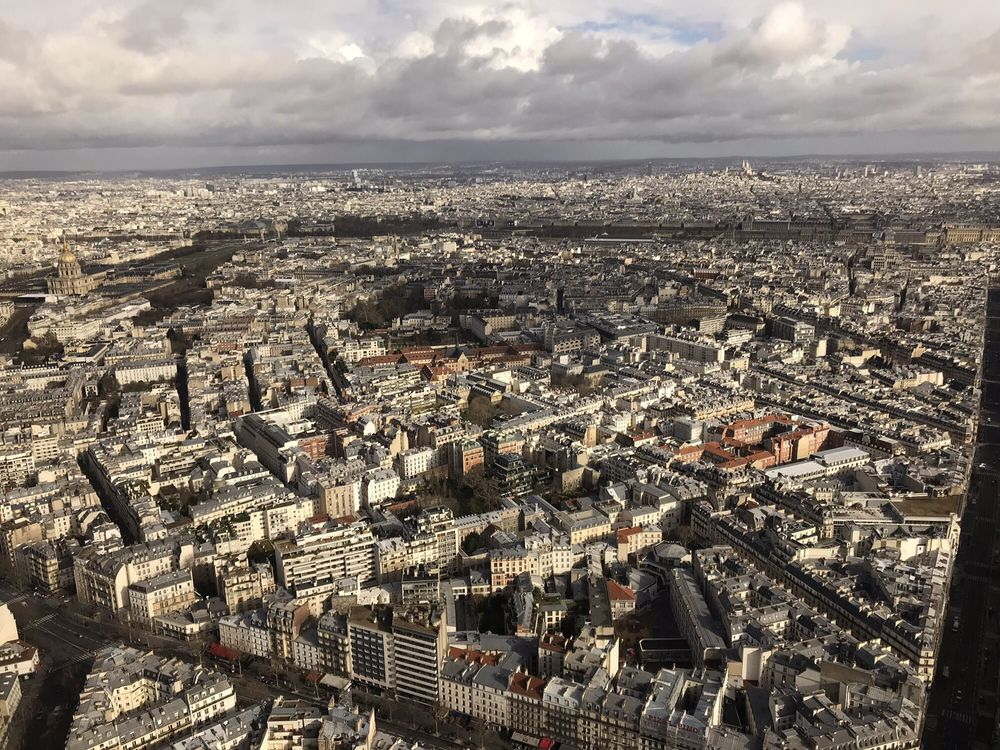 Montparnasse Tower - Observation Deck