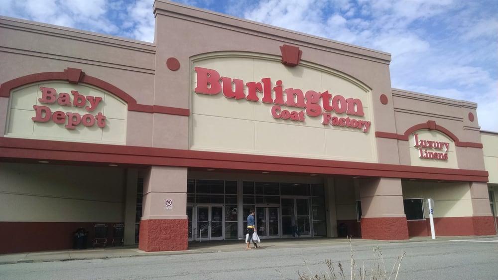 Burlington Coat Factory Warehouse: 4801 McKnight Rd, Pittsburgh, PA