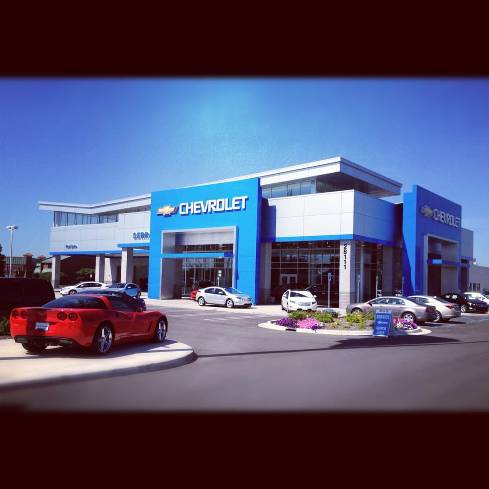 Dealers: Serra Chevrolet Of Southfield