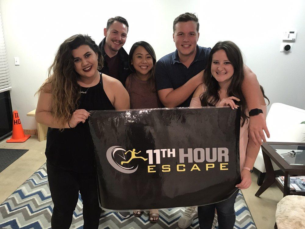 11th Hour Escape: 601 J Pl, Plano, TX