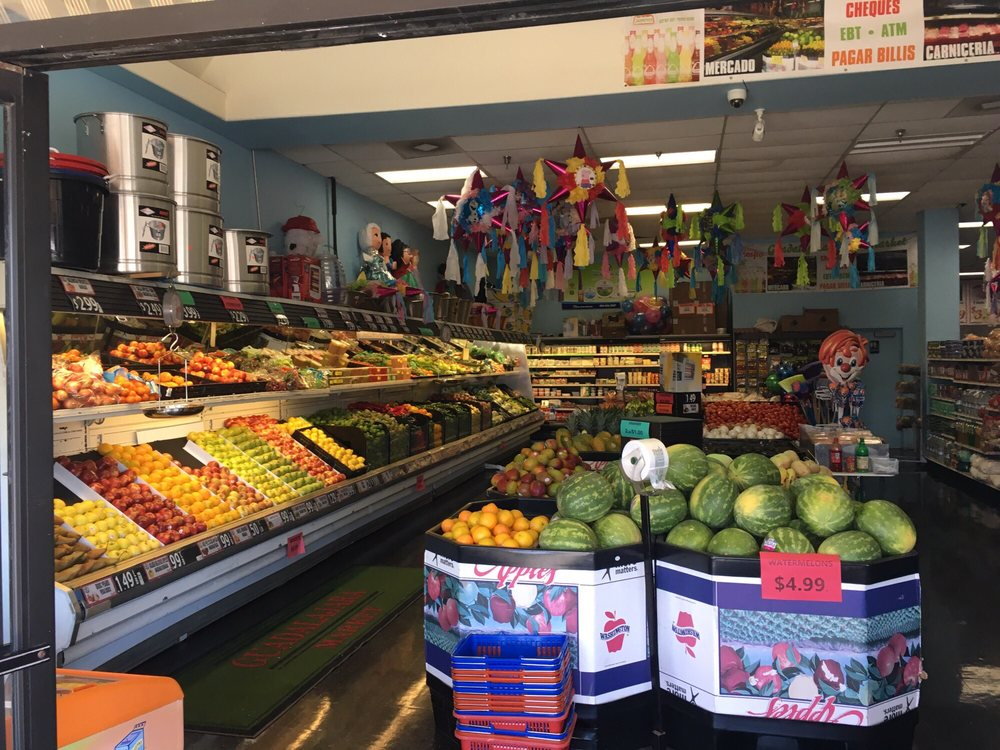 Guadalajara Meat Market: 1400 W Grand Ave, Grover Beach, CA