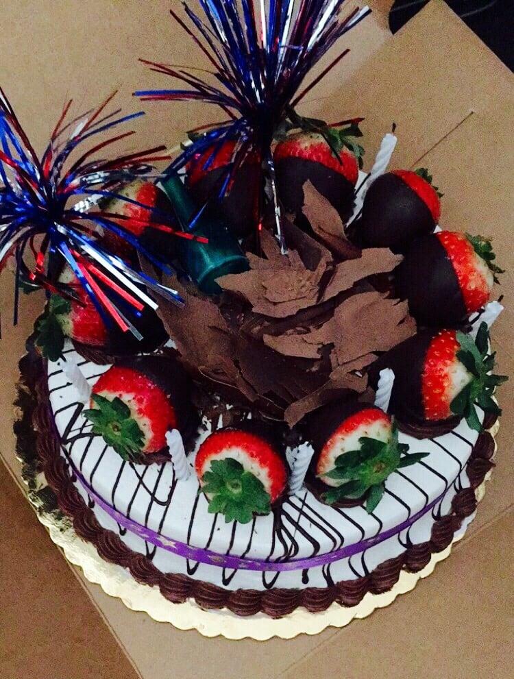 Specialty Birthday Cake For My Husband Tiramisu Flavor Design Was