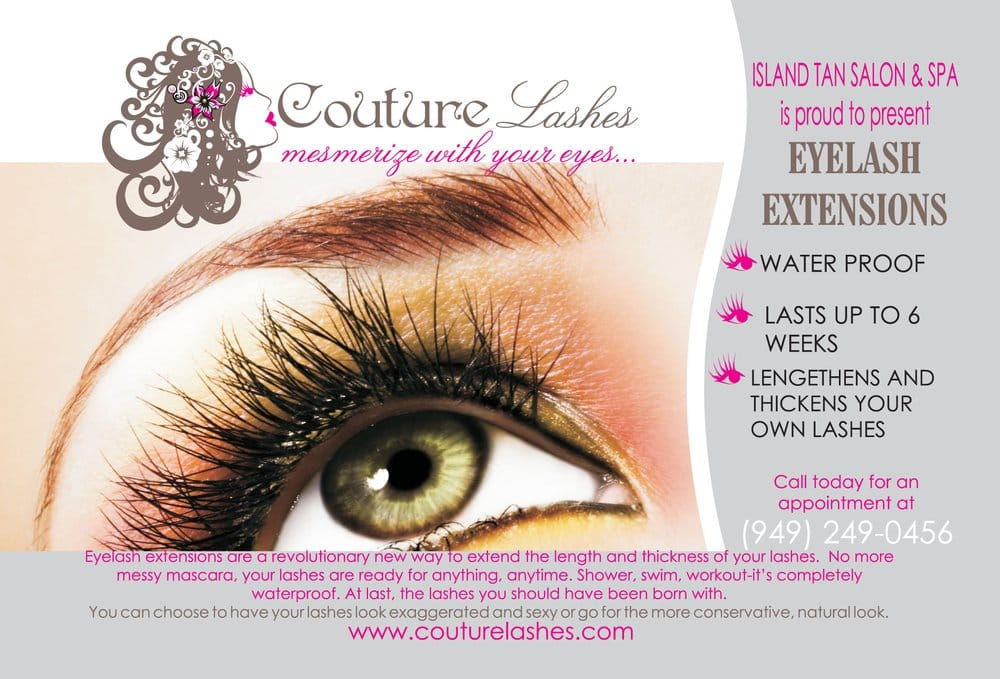 Couture Lashes Eyelash Service 30232 Crown Valley Pkwy Laguna