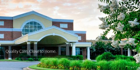 Johnson Regional Medical Center: 1100 E Poplar St, Clarksville, AR