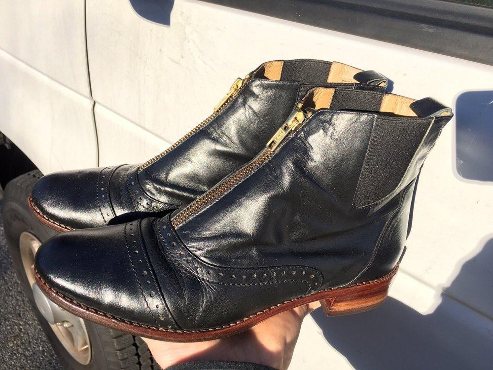 Bill S Shoe Repair Nj Owners