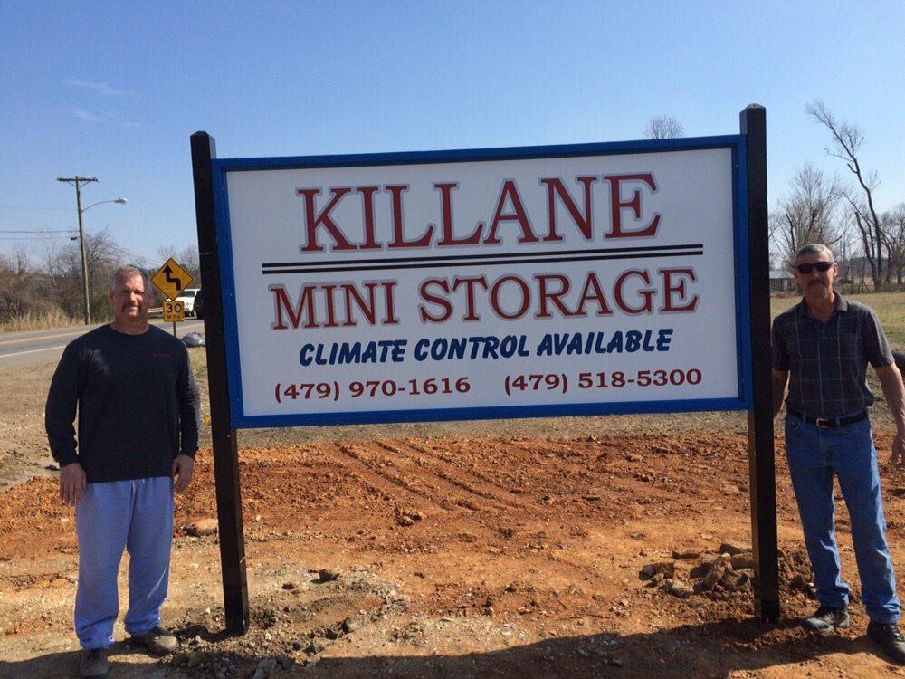 KILLANE MINI STORAGE: 426 East Main St, Clarksville, AR
