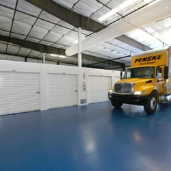 Photo Of Nc Self Storage And Penske Truck Als Southern Pines United