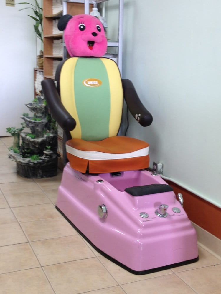 Cute Kids Pedicure Chair Yelp