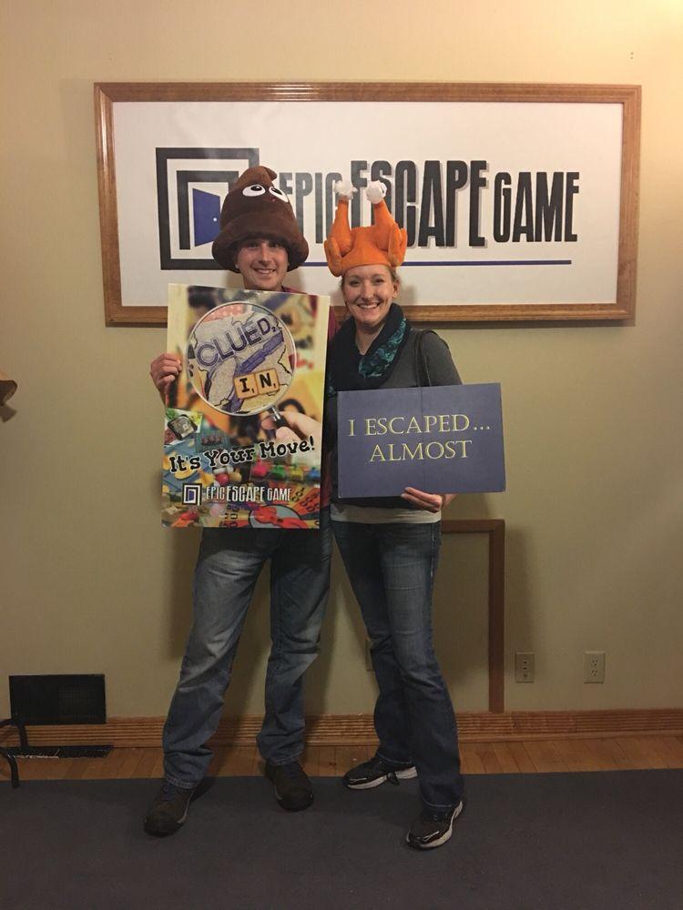 Epic Escape Game - Cheyenne: 218 E 25th St, Cheyenne, WY