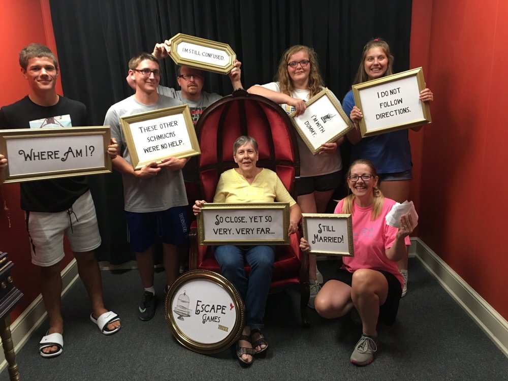 Social Spots from Escape Games Live
